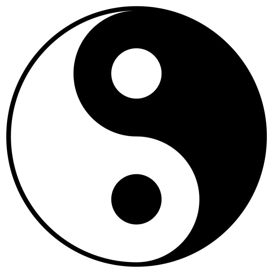 JESSICA: Bondage Yin Yang